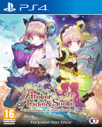 Atelier Lydie & Suelle: The Alchemists and the Mysterious Painti