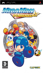 Megaman ~ Powered Up ~