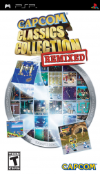 Capcom Classics Collection ~ Remixed ~