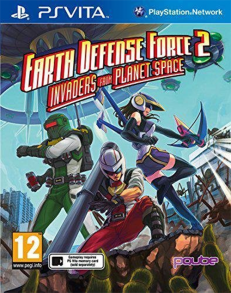 Earth Defense Force 2 : Invaders From Planet Space