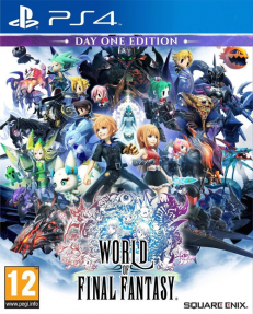 World Of Final Fantasy Edition Day One
