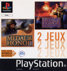 Medal Of Honor 1 & 2