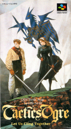 Tactics Ogre ~ Let Us Cling Together ~
