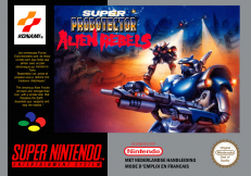 Super Probotector ~ Aliens Rebels ~