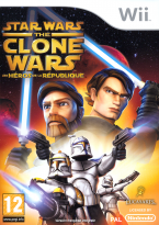 Star Wars ~ The Clone Wars~ Les Héros de la République