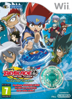 Beyblade Metal Fusion ~ Counter Leone ~ + Toupie