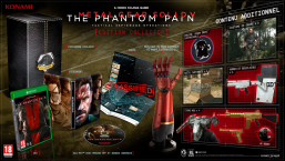 Metal Gear Solid V : The Phantom Pain Edition Collector