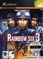 Rainbow Six 3 ~ Tom Clancy's ~ + Casque