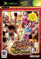 Street Fighter ~ Anniversary Collection ~